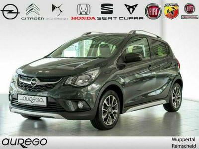 gebraucht Opel Karl ROCKS 1.0, 55 kW (75 PS)TEMPOMAT+SHZ+LRH+PDC+