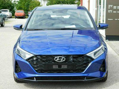 gebraucht Hyundai i20 1.0 T-GDI 48V Hybrid Intro Plus