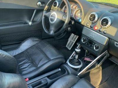 gebraucht Audi TT Roadster 1.8T/Cabrio/Leder/Klima/Sitzh./g.ZSt