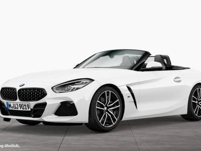 gebraucht BMW Z4 sDrive20i M Sport Head-Up HK HiFi DAB LED