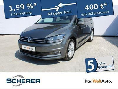 gebraucht VW Touran 2.0 TDI EU6 Join NAVI 7-SITZER PDC SHZ ACC