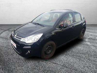 gebraucht Citroën C3 1.6 120 VTi Red Block 5T/ Klimaautomatik/ SHZ