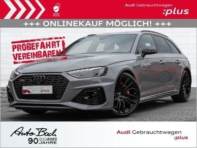 gebraucht Audi RS4 Avant 2.9TFSI Matrix-LED RS-Sportabgas 280km/h