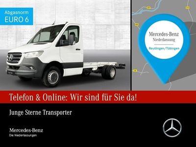 gebraucht Mercedes Sprinter 516 CDI Fahrgestell Klima MBUX