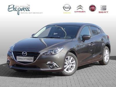 gebraucht Mazda 3 Center-Line 2.0 SKYACTIV-G 120 BM NAVI KLIMA TEMPOMAT