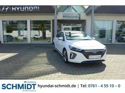gebraucht Hyundai Ioniq Style Hybrid 1.6 GDI Navi Keyless ACC Rück