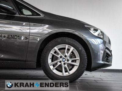 gebraucht BMW 218 Gran Tourer d Advantage Rückfahrkam. Navi PDCv+h SHZ