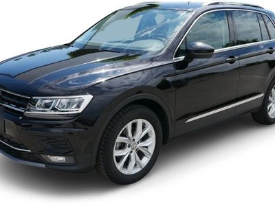 gebraucht VW Tiguan Tiguan1.5 TSI ACT DSG HIGHLINE * ACC * LED * NAVI * PARK ASSIST * 18 ZOLL * RÜCKFAHRKAMERA