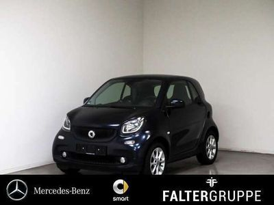 gebraucht Smart ForTwo Coupé twin SelectedColorPkt cool&media LED Pano