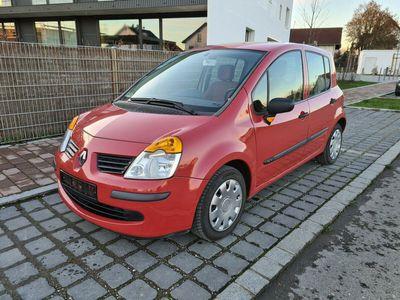 gebraucht Renault Modus 1.6 16V Authentique TÜV IST NEU als Van/Kleinbus in Freising