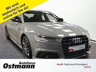 gebraucht Audi A6 Lim. 3.0 TDI competition quattro S line*LED*RFK