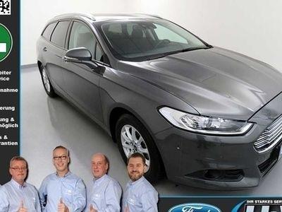 gebraucht Ford Mondeo Turnier 1.5 EcoB Aut. Business Ed. (Navi)