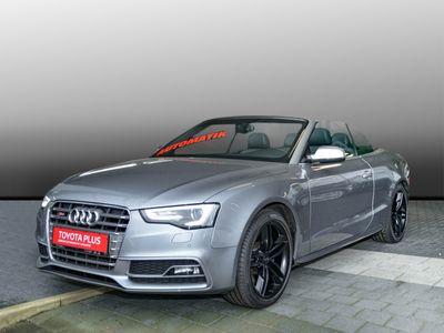 gebraucht Audi S5 Cabriolet 3.0 TFSI S tronic Quattro