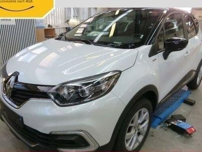 "gebraucht Renault Captur TCe 130 Limited NAVI 16"" Tempomat DAB+"