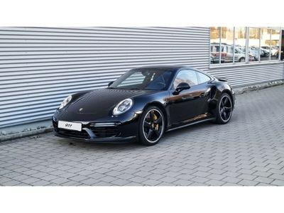 gebraucht Porsche 911 Turbo S 991 Coupe ! Burmester, 1 Hand !