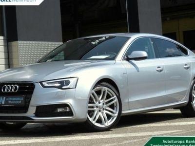 gebraucht Audi A5 Sportback 2.0TFSI quattro S tronic S-LINE ..