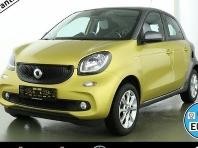 käytetty Smart ForFour 66 kW Cool u. Audio Panorama PTS