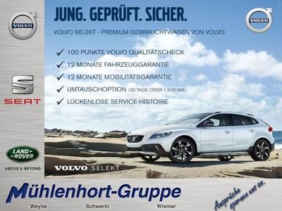 gebraucht Volvo V60 CC Cross Country D3 Geartronic - A - Leder - Navi