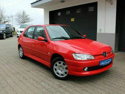 gebraucht Peugeot 306 1.4 Presenceimo. SERVO+ZV+AHK+1.Hd+Org.138.Tkm