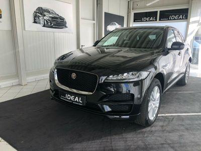 gebraucht Jaguar F-Pace Pure AWD Kamera Pano Navi