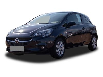 gebraucht Opel Corsa E Active 1.4 Klima Allwetter Alu NR RDC SHZ Temp Bluetooth Radio Multif.Lenkrad