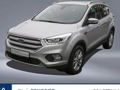 gebraucht Ford Kuga 2.0 150 TDCi Titanium