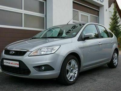gebraucht Ford Focus Lim. Style+ 5-trg*Klima*TÜV 02.23*128 TKM*