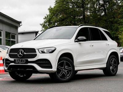 gebraucht Mercedes GLE400 d 4M AMG-Sport/Navi/LED/Wide/Pano/Burm