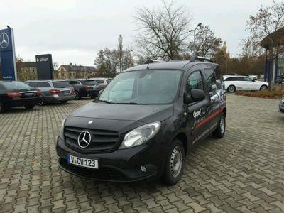 gebraucht Mercedes Citan 109 Tourer L +KLIMA+RÜCKF.-HILFE+TEMPOMAT+