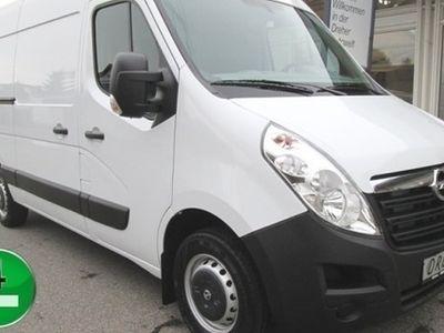 gebraucht Opel Movano Kastenwagen 2.3 CDTI L2 H2 Klima/Telefon/BC