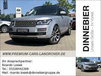 gebraucht Land Rover Range Rover Range Rover TDV6 Vogue |Teltow