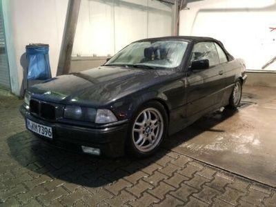gebraucht BMW 325 Cabriolet E36 i M Schalter