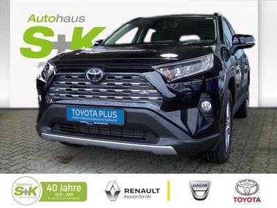 gebraucht Toyota RAV4 2.5 Hybrid *R-Kamera *Vollleder *SHZ *ACC