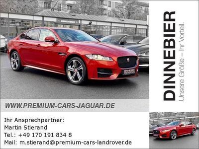 gebraucht Jaguar XF 25t R-Sport   Berlin