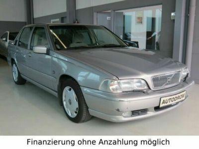 gebraucht Volvo S70 2.5-10V Aut. 1.Hand+AHK+Klima+SHZ