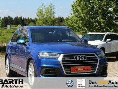 gebraucht Audi Q7 3.0 TDI Sport quattro*S-LINE*LED*NAVI*AHK*21 ZOLL