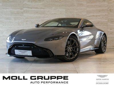 gebraucht Aston Martin V8 Vantage Vantage Hammerhead Silver, Pure Black Leder