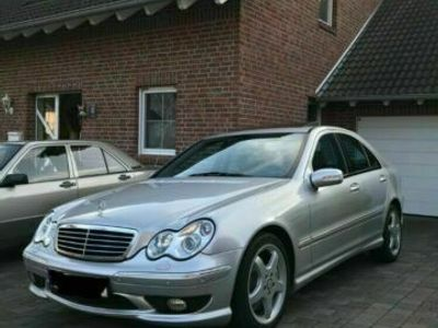 gebraucht Mercedes C32 AMG Mercedes BenzAMG 1 Hand TÜV frisch
