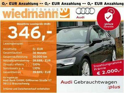 gebraucht Audi A6 Avant 35 TDI 120 kW (163 PS) S tronic