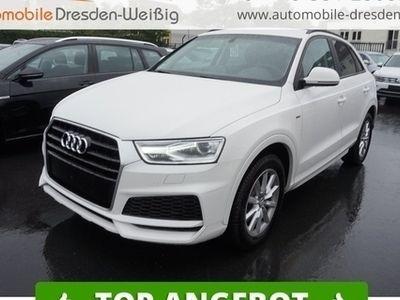 gebraucht Audi Q3 1.4 TFSI*S Line*S Tronic*KeyGo*3J.Garantie