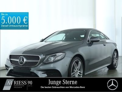 gebraucht Mercedes E300 Coupé AMG+Fahrassist.+Pano.-Dach+LED