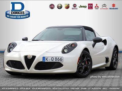 gebraucht Alfa Romeo 4C Spider 1.8 TBi 16V FSE USB LEDER LED
