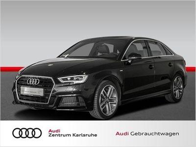gebraucht Audi A3 Limousine design 2.0 TDI S tronic Navigation