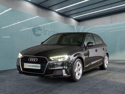 gebraucht Audi A3 Sportback A3 1.5 TFSI sport NAVI+eGSHD+XEN+FSE+