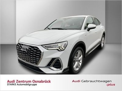 gebraucht Audi Q3 Sportback 45 TFSI S tronic quattro S line Navi