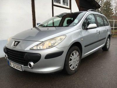 gebraucht Peugeot 307 HDi Break 110,Schehckeft,Klima,Garantie