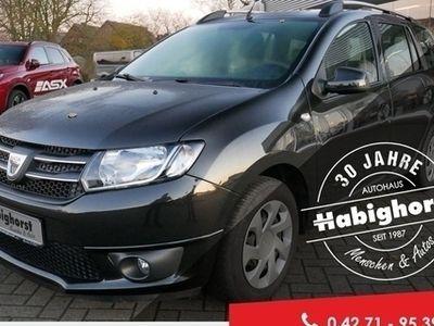 gebraucht Dacia Logan MCV 1,2 Lauréate - 1.Hand - Leder