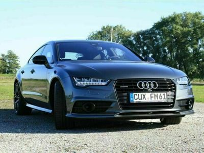 gebraucht Audi A7 4G Sonderedition Competition