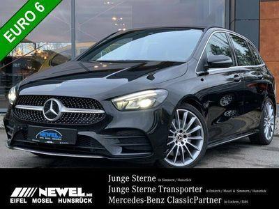 gebraucht Mercedes B250 Mercedes Benz *AMG*LED*NAVI-PREMIUM*TOUCH* AMG Lin
