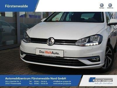 "gebraucht VW Golf VII Comfortline VII 1.6 TDI ""JOIN"" DSG AHK NAVI ACC"